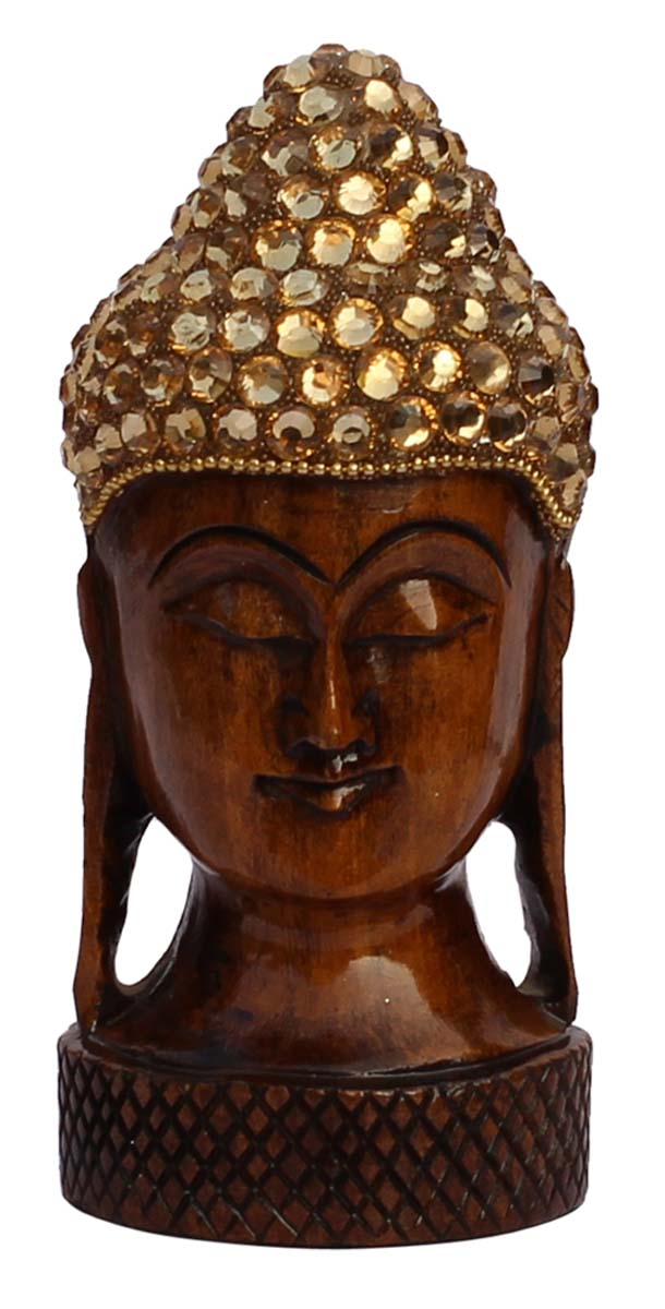 Buddha with Gold Details