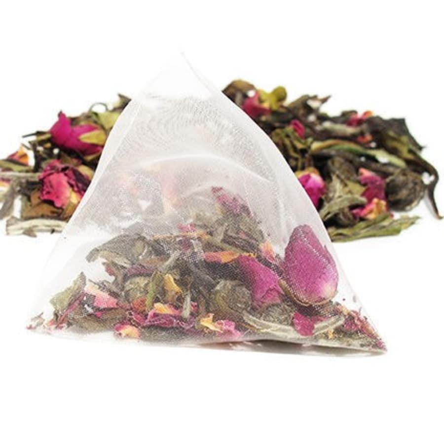 Organic Meditative Mind White Tea - 12 Sachets