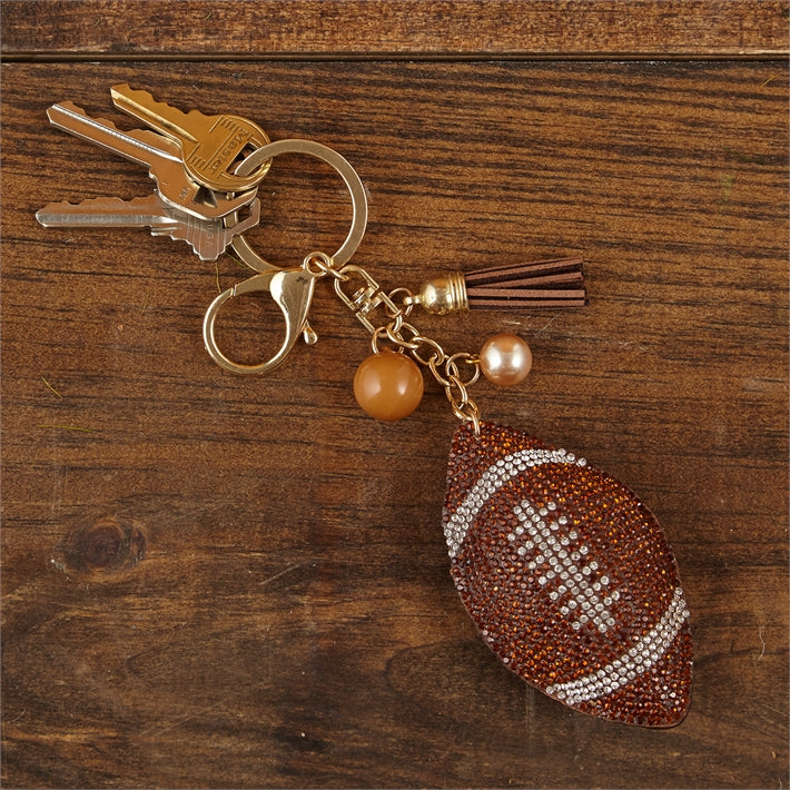 Football Keychain in Gift Box