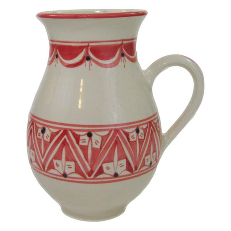 Stoneware Large Pitcher - Nejma