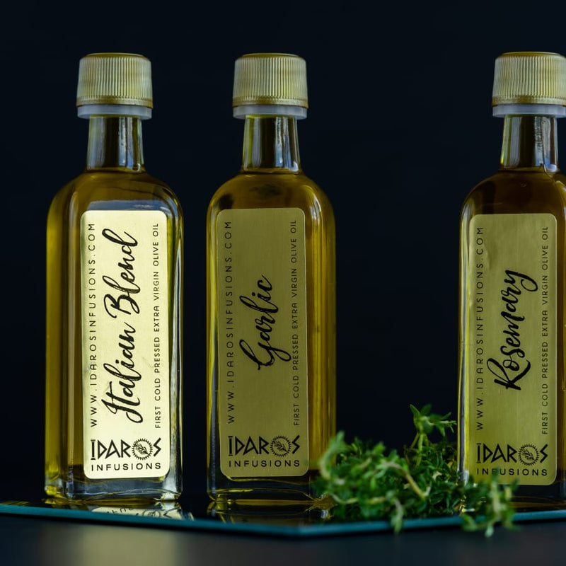 Extra Virgin Olive Oil (2 oz)