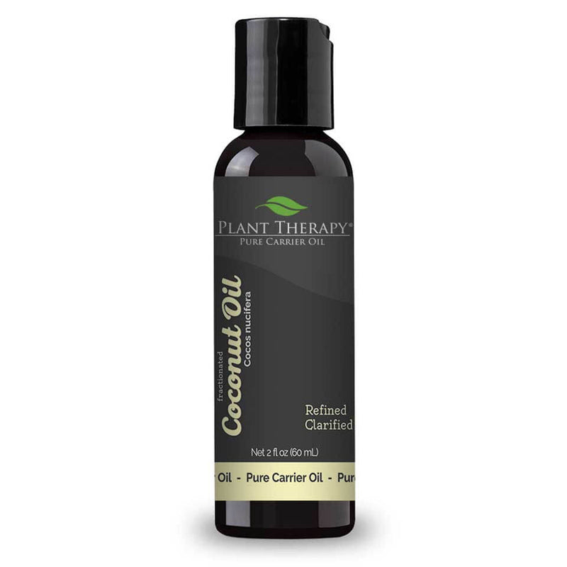 Coconut (Fractionated) Carrier Oil - 2 oz.