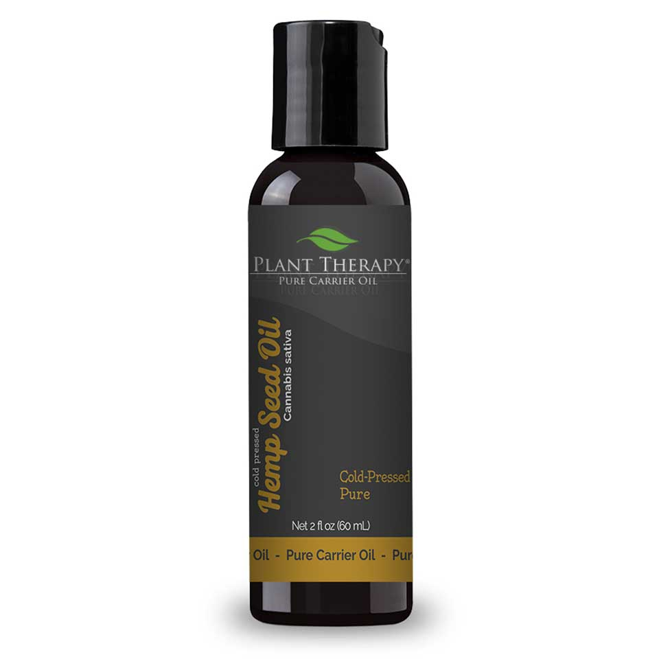 Hemp Seed Carrier Oil - 2 oz.