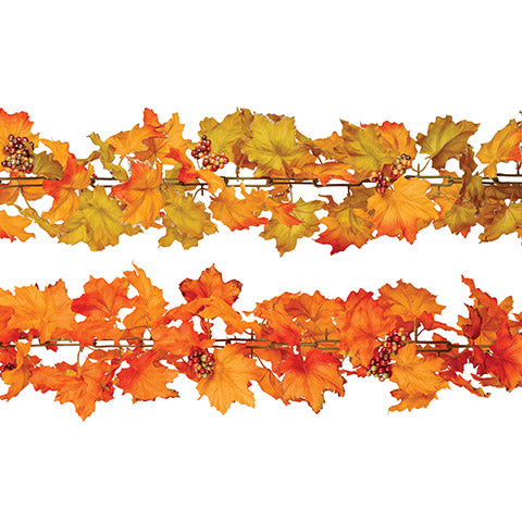 Fall Maple Garland
