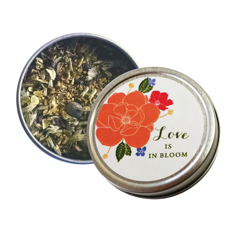Love Is In Bloom - Wildflower Seeds Tin