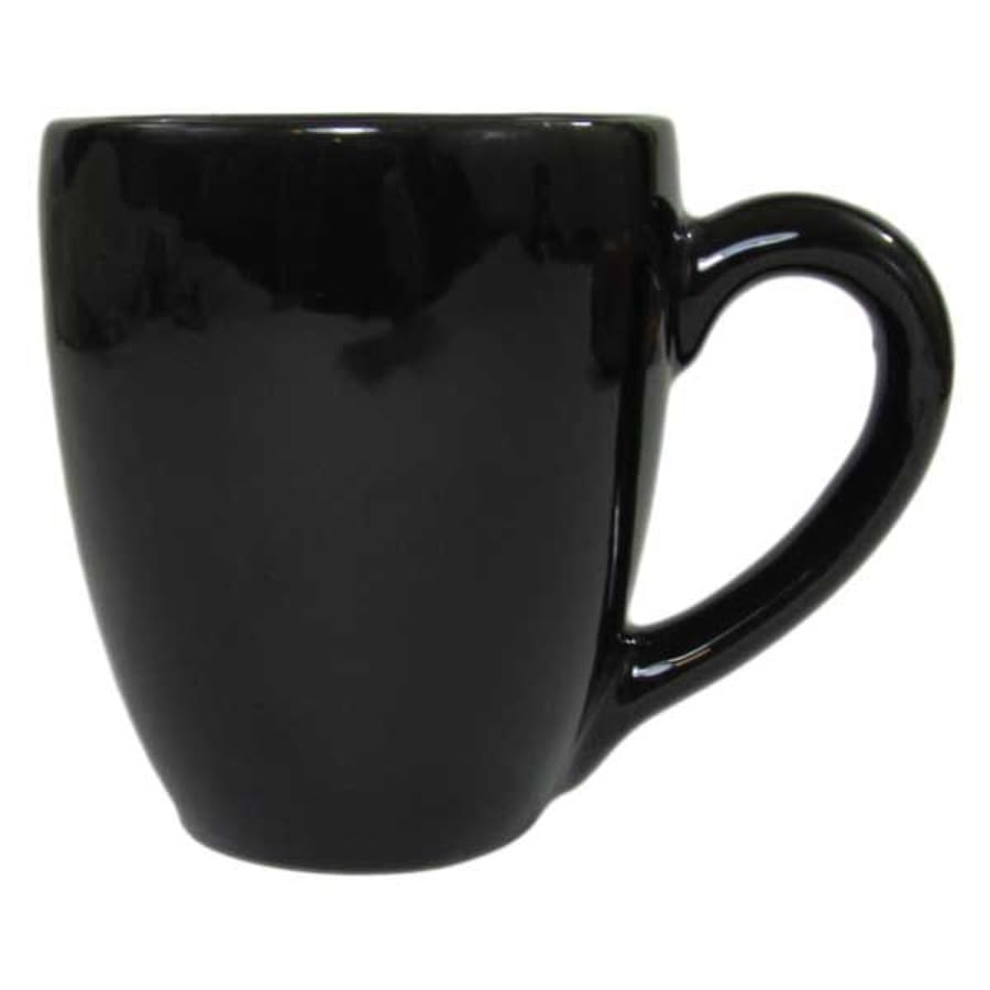 Stoneware Tea/Coffee Mug - Black