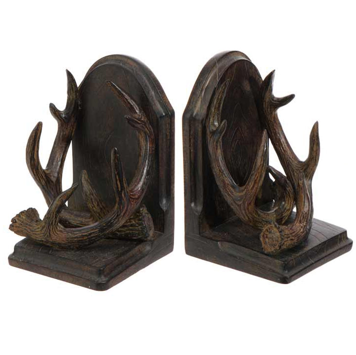Antler Bookends (Set of 2)