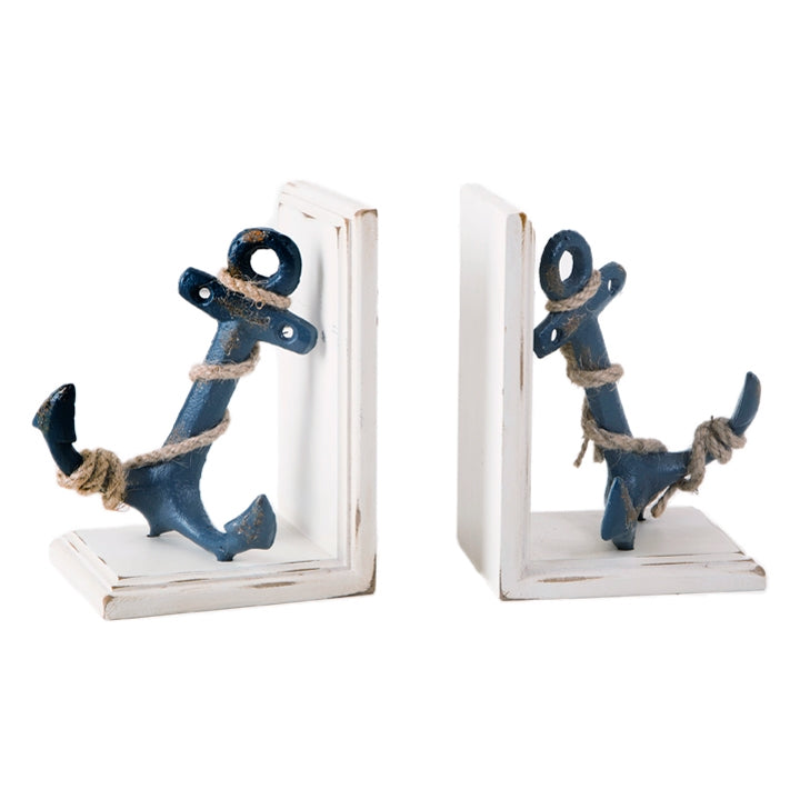 Anchor Bookends (Set of 2)