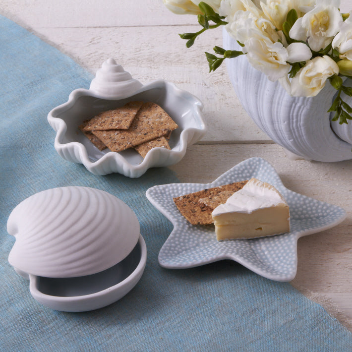 Shore Thing Shell Dish (food safe)