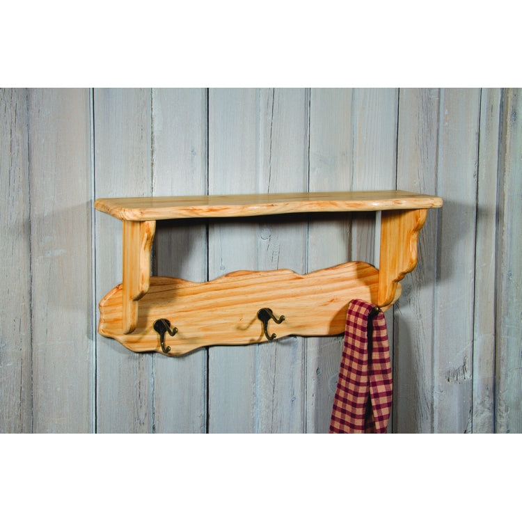 Natural Lodge Shelf