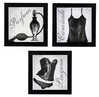 Boudoir Two Tier Sign