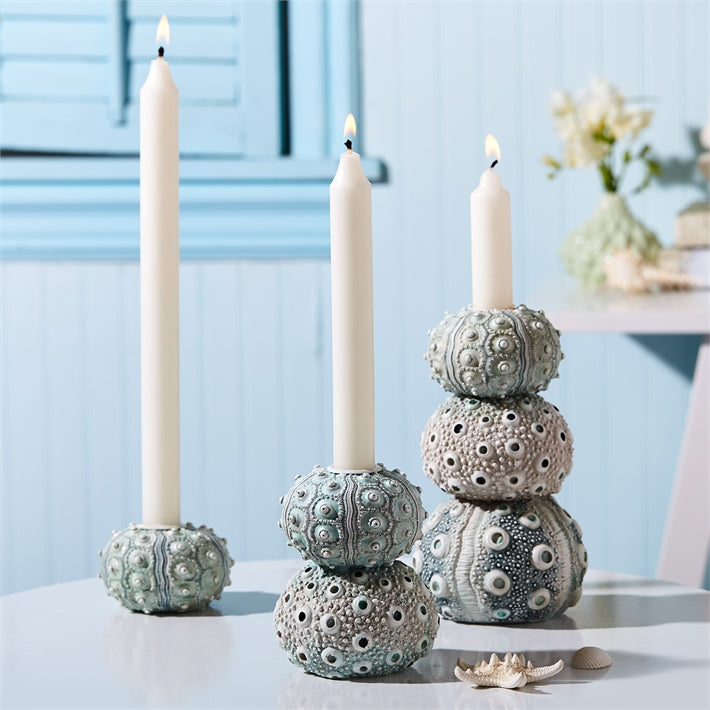 Deep Sea - Sea Urchin Tapered Candle Holder