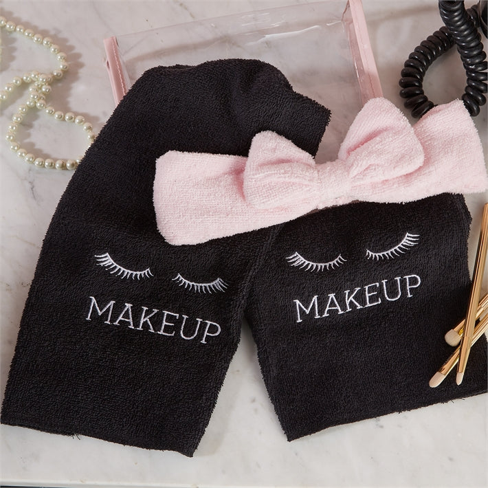 Wash Away Makeup Removal Set in Gift Bag
