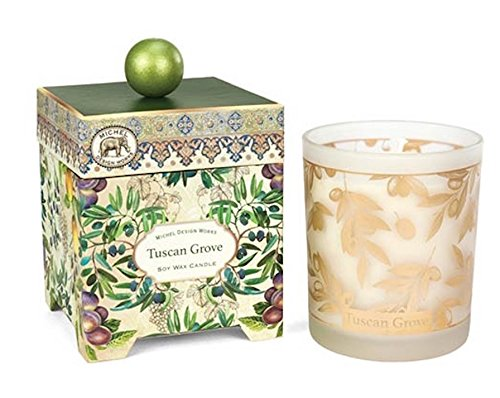 Tuscan Grove 6.5 oz. Soy Wax Candle