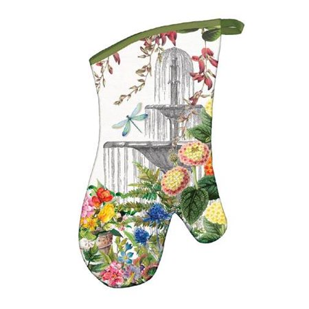 In the Garden Oven Mitt
