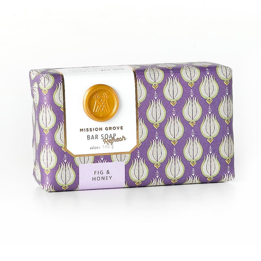 Fig & Honey Bar Soap