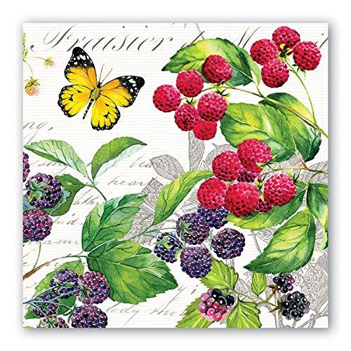 Berry Patch Cocktail Napkins
