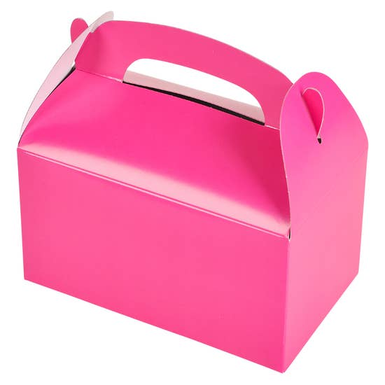 Pink Treat Box