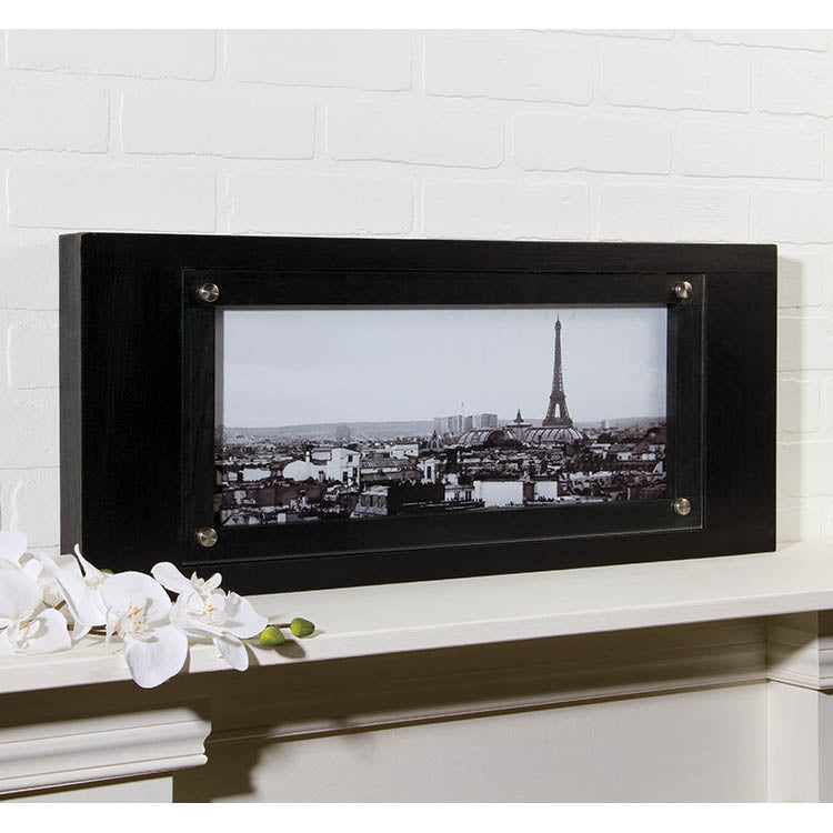 Framed Paris Skyline