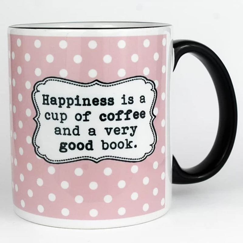 Happiness Is A Cup Of Coffee Mug (11 oz.)