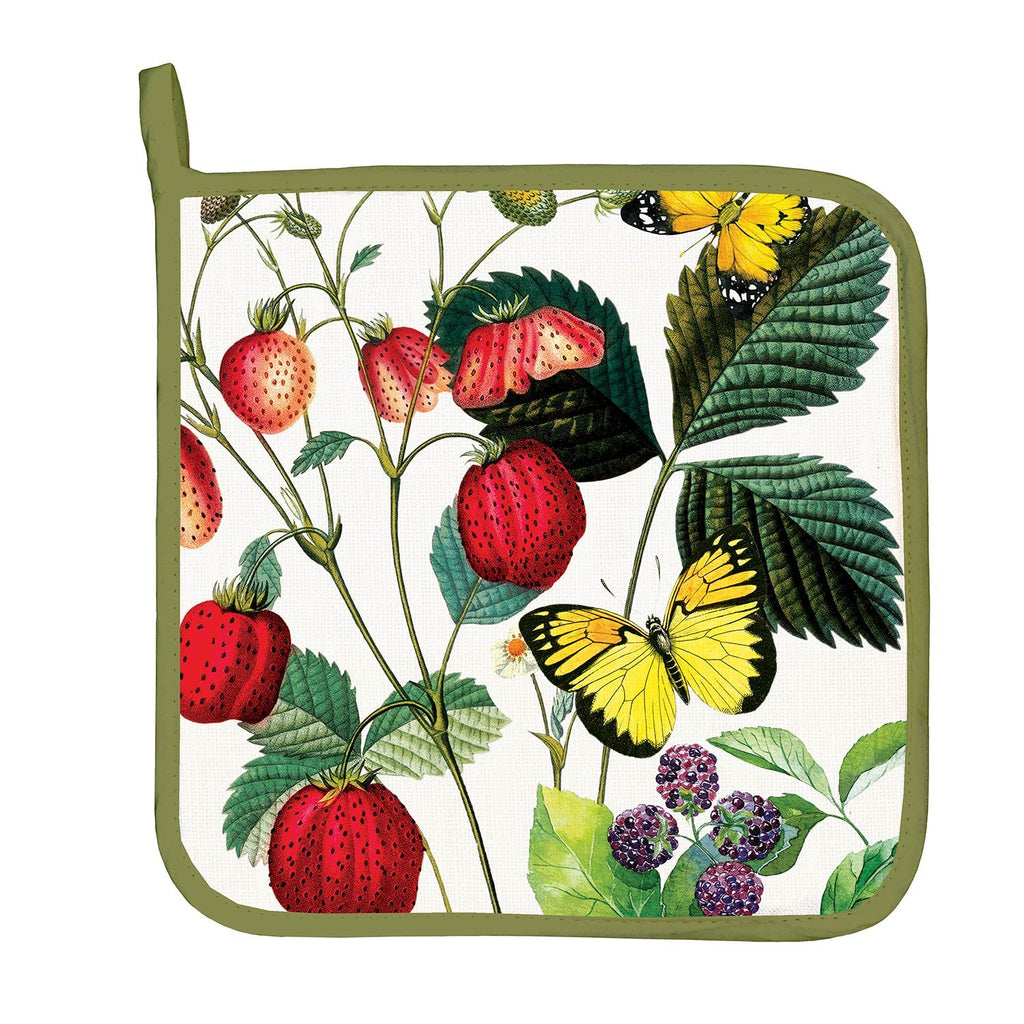 Berry Patch Potholder