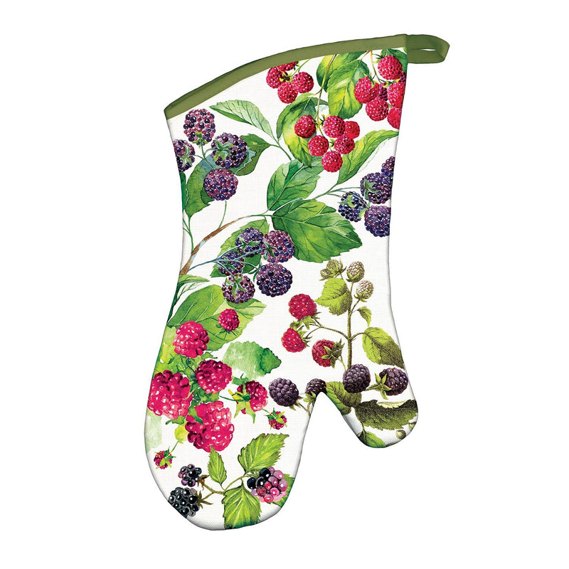 Berry Patch Oven Mitt