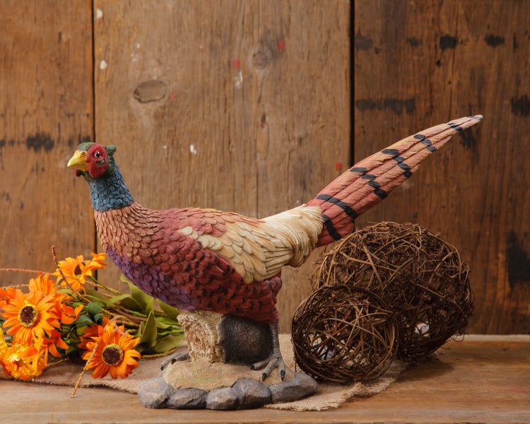 Multi-Colored Pheasant