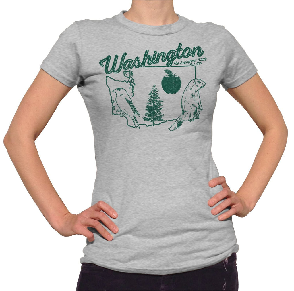 Women's Washington T-Shirt