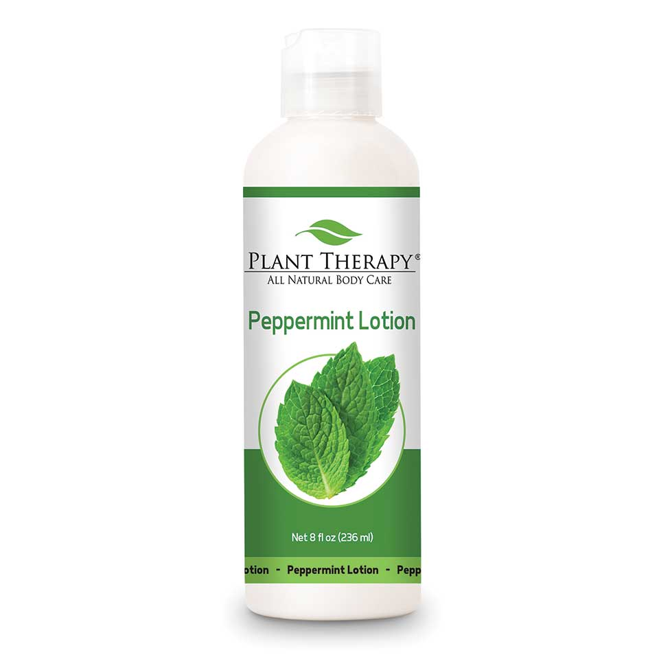 Peppermint Lotion - 8 oz.