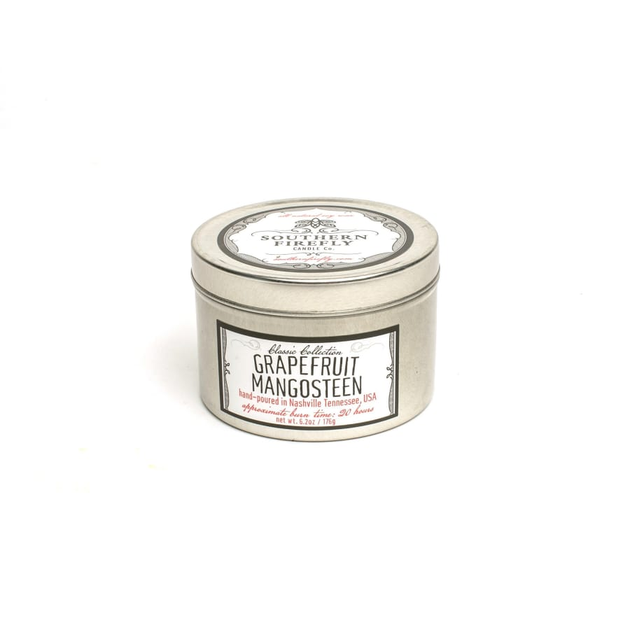 Grapefruit Mangosteen - Travel Candle
