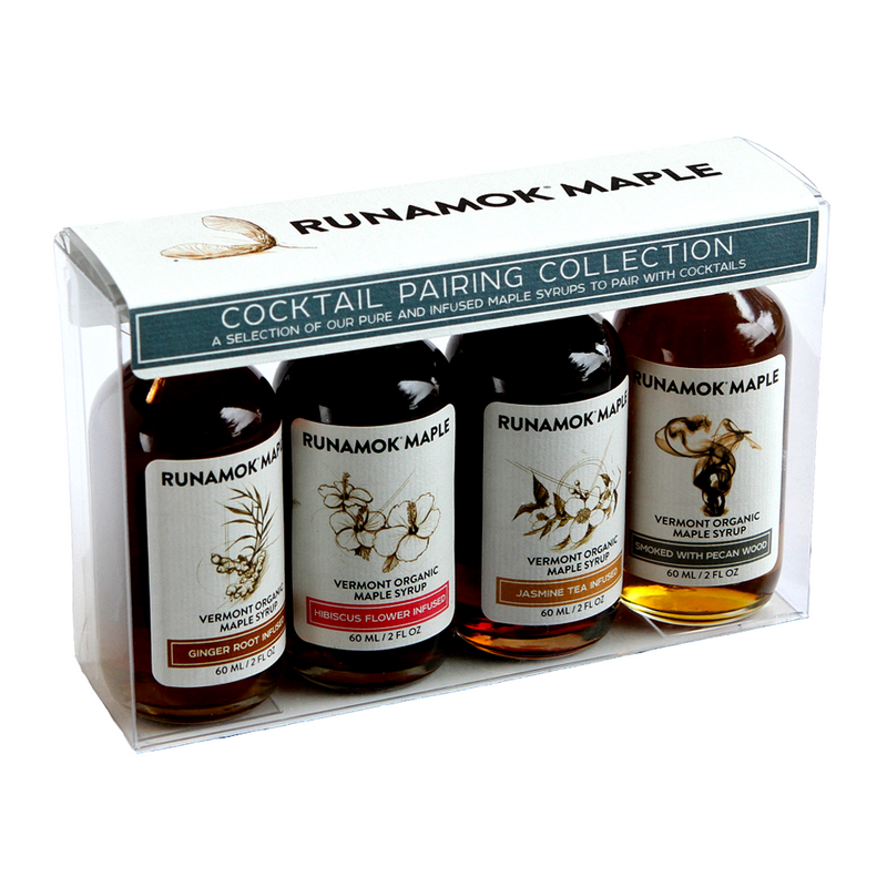 Runamok Maple - Cocktail Pairing Collection