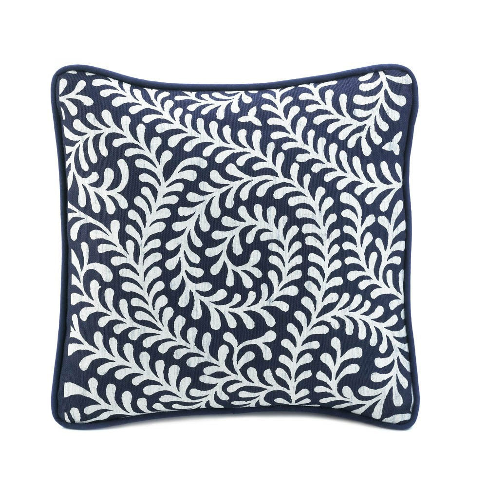 Blue Grove Pillow