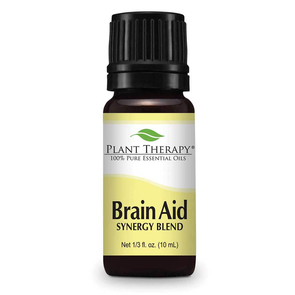 Brain Aid Synergy Essential Oil - 10 ml