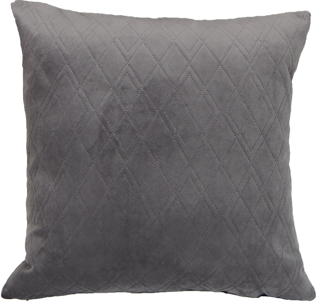 Brix Grey Indoor Pillow