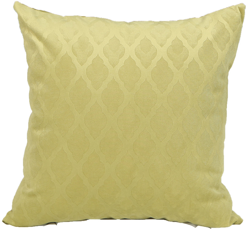 Brom Green Indoor Pillow