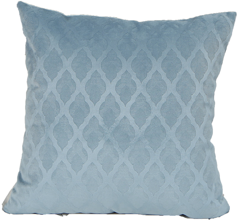 Brom Teal Indoor Pillow