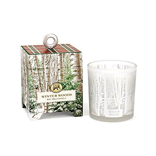 Winter Woods 6.5 oz. Soy Wax Candle