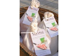 Solay Himalayan Bath Salt - 1 lb.
