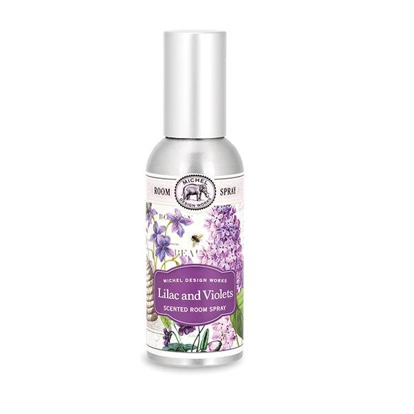 Lilac and Violets Home Fragrance Spray