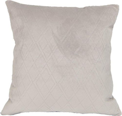 Brix Light Grey Indoor Pillow
