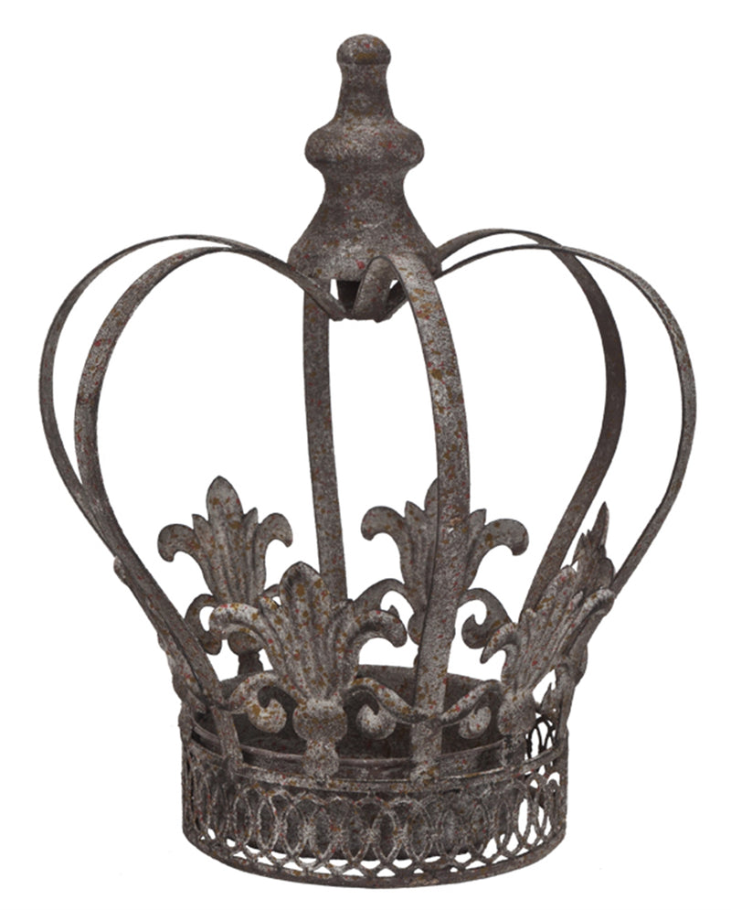 Metal Rustic Crown