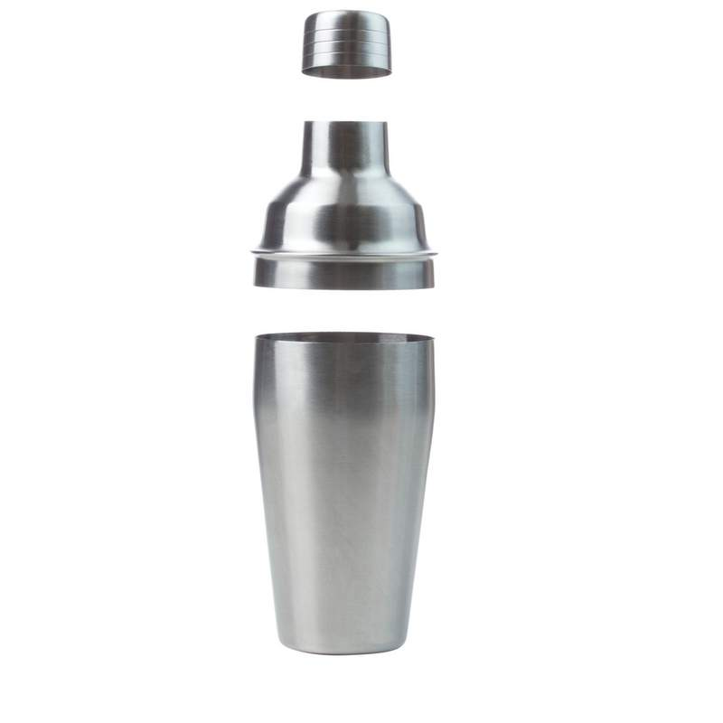 Stainless Steel Cocktail Shaker Bar Set (7 Piece)