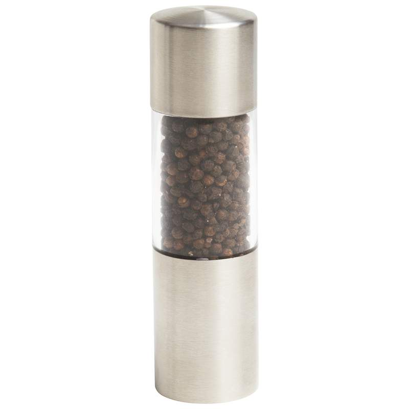 Stainless Steel Pepper or Salt Grinder