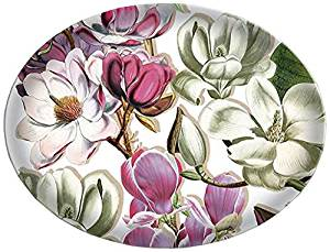 Magnolia Glass Soap Dish