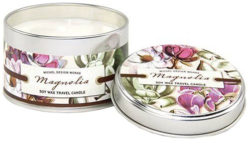 Magnolia Travel Candle