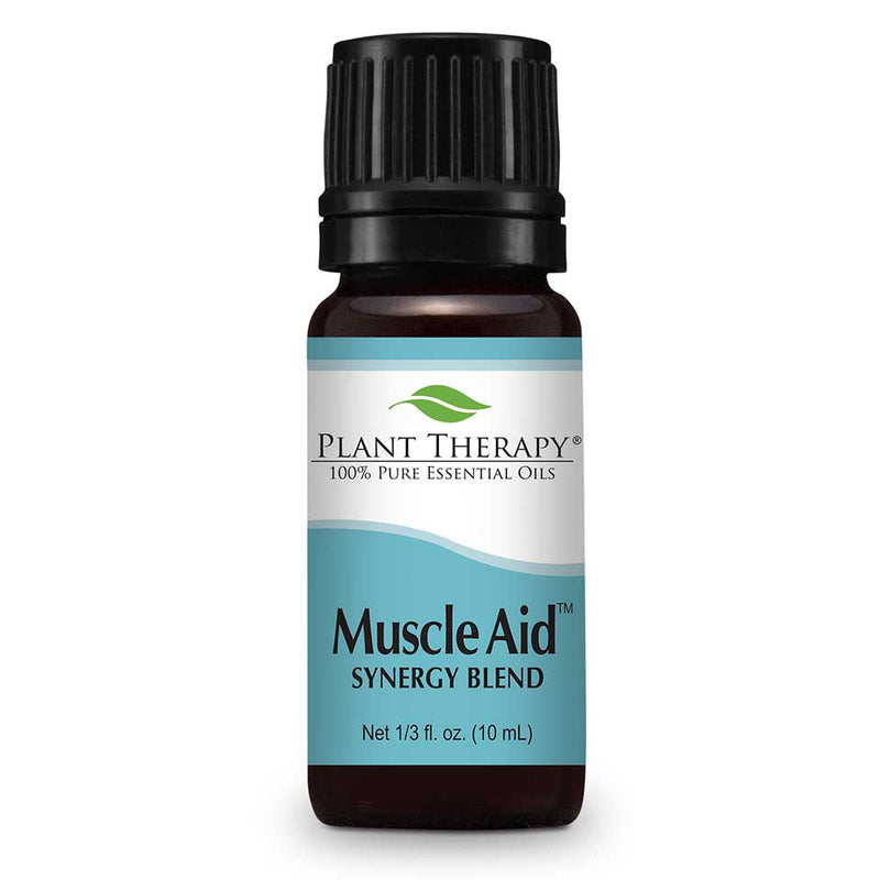 Muscle Aid Synergy Essential Oil - 10 ml
