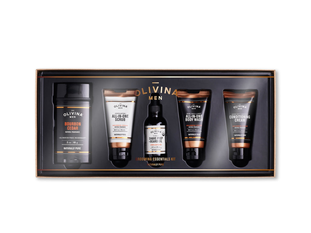 Olivina Men - Essentials Kit