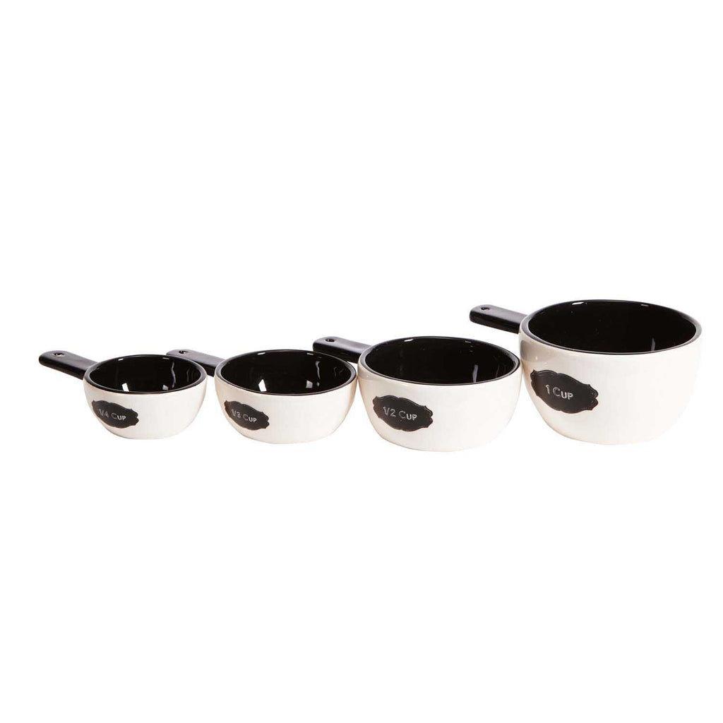 Ceramic Measuring Cups - Savory Eats
