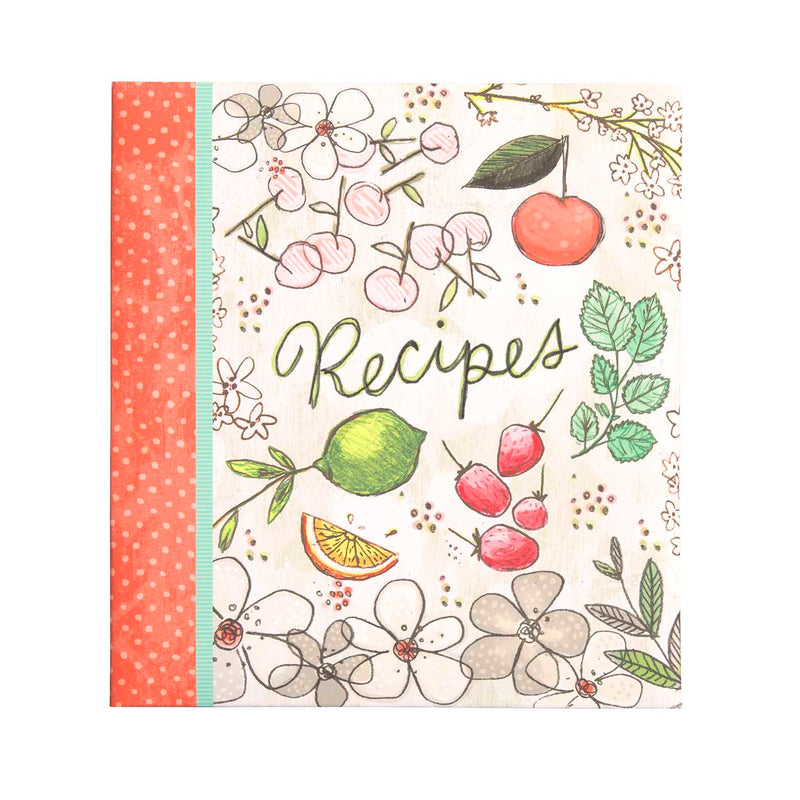 Pocket Page Recipe Book - Fruit Fusion