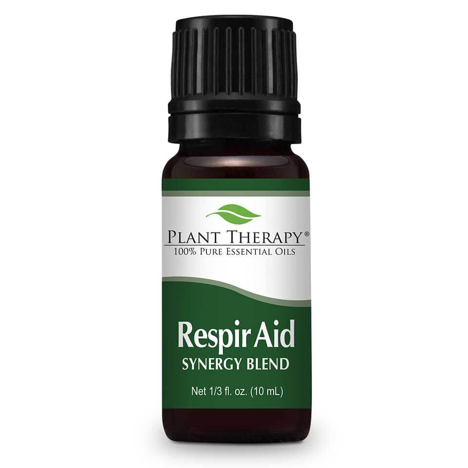 Respir Aid Synergy Essential Oil - 10 ml